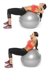 stability-ball-crunch